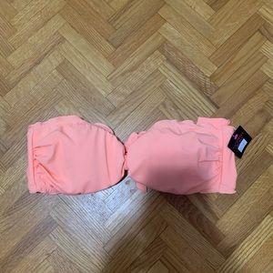 Victoria secret ruffle bikini top
